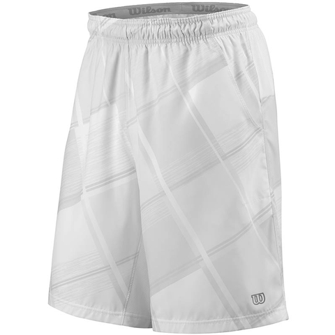 Wilson Cardiff Plaid 10 ' Men's Tennis Short