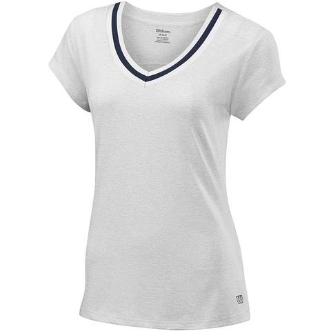 Wilson Specialist Cap Sleeve Women's Tennis Top