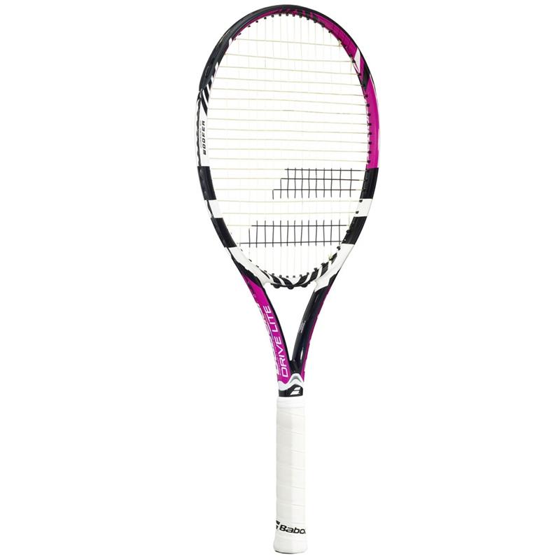 Babolat Drive LIte Pink Tennis Racquet Pink
