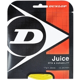 Dunlop Juice 17 Tennis String Set - Yellow