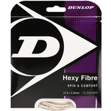 Dunlop Hexy Fiber 17 Tennis String  Set