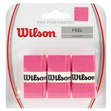 Wilson Pro Perforated 3 Pack Tennis Overgrip