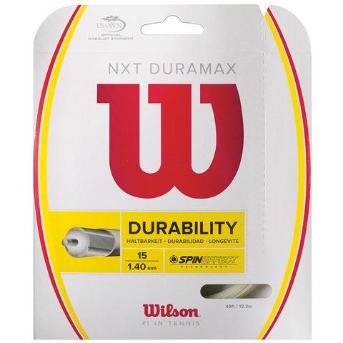 Wilson Nxt Duramax 15 Tennis String Set
