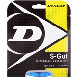 Dunlop Synthetic Gut 16 Tennis String Set - Blue