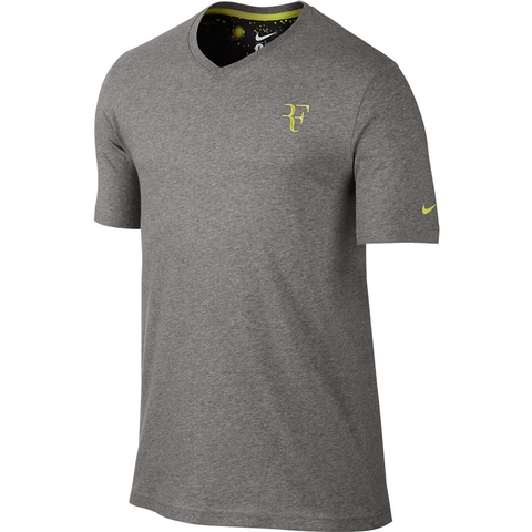 Nike Rf Organic Cotton Vnk Men's Tennis Tee