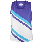Fila Center Court Girl's Tennis Tank