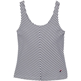 Fila Heritage Mini Stripe Women's Tennis Tank