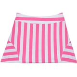 Fila Striped Ruffle Back Girl's Skort
