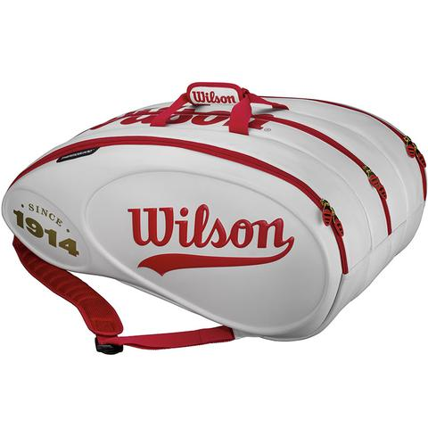 Wilson Tour 100 Year 15 Pack Tennis Bag