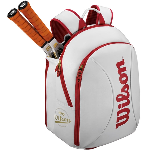 Wilson Tour 100 Year Small Tennis Back Pack