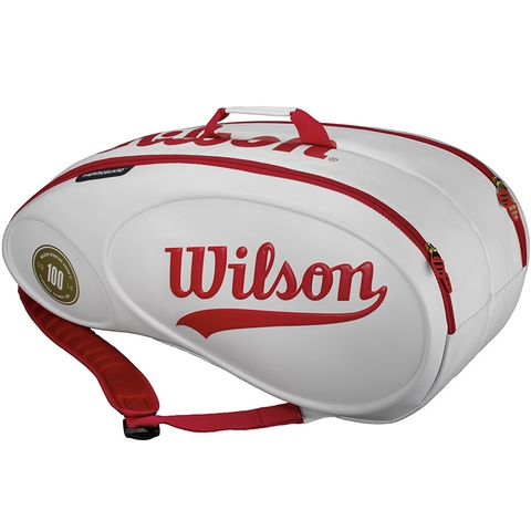 Wilson Tour 100 Year 9 Pack Tennis Bag