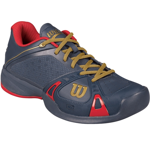 Wilson 100th Anniversary Rush Pro Men's Tennis Shoe