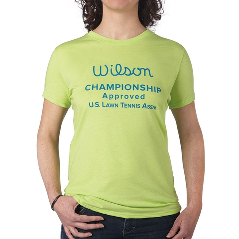 Wilson Championship Approved Tennis Tee