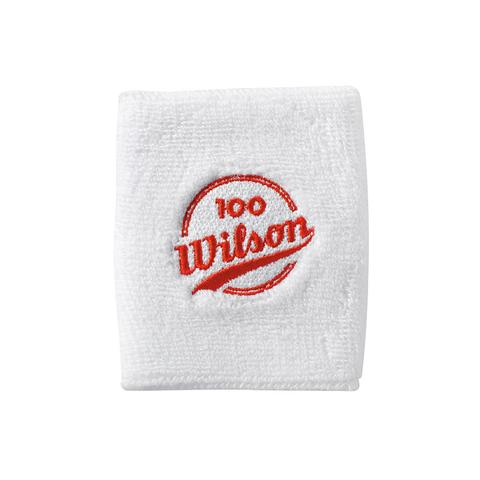 Wilson 100 Years Double Wristbands
