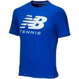 New Balance Big Brand Men's Tennis Tee