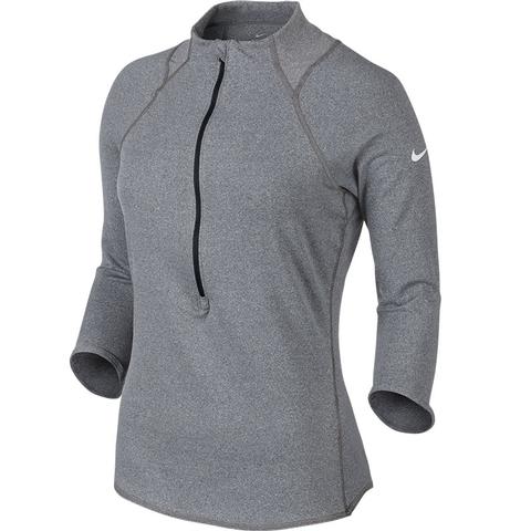 Nike Baseline 1/2 Zip Women's Tennis Top