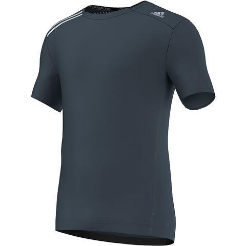 Adidas Climachill Short- Sleeve Men's Tennis Tee
