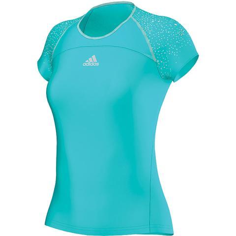 Adidas Adizero Women's Tennis Cap- Sleeve