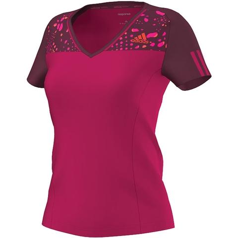 Adidas Response Trend Women's Tennis Tee