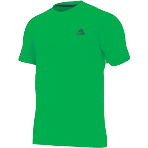 Adidas Ultimate Short- Sleeve Men's Tennis Crew