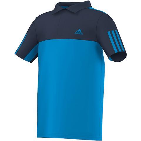 Adidas Response Traditional Boy's Tennis Polo