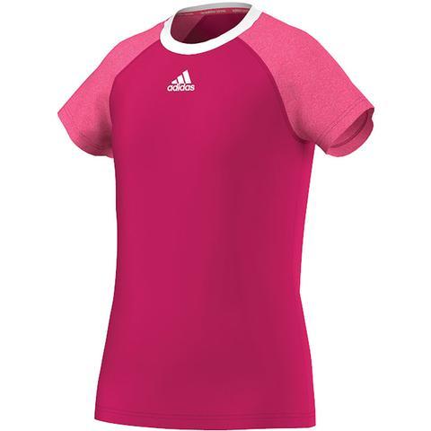 Adidas Sequencials Core Girl's Tee