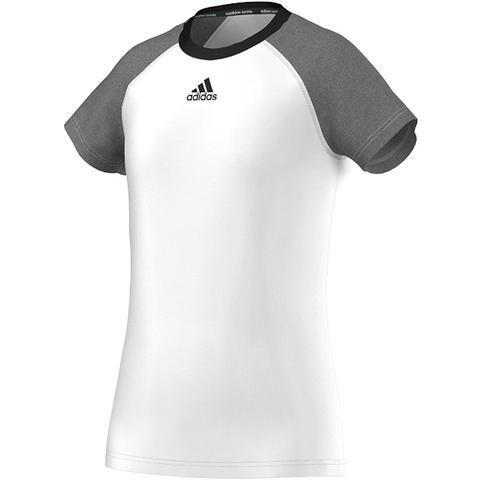 Adidas Sequencials Core Girl's Tee