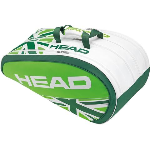 Head 2014 Murray Se Monstercombi Tennis Bag