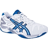 Asics Gel Resolution 5 Clay Men's Tennis Shoes
