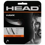 Head Hawk 16 Tennis String Set - White