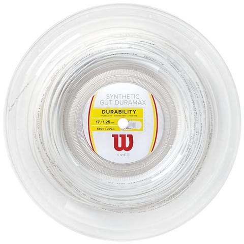 Wilson Synthetic Gut Duramax 17 Tennis String Reel