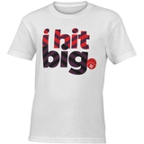 Wilson I Hit Big Boy's Tennis T-Shirt