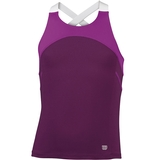 Wilson Ashland Colorblock Girl's Tennis Tank
