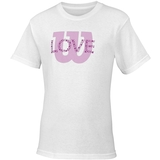 Wilson Love Girl's Tennis T- Shirt