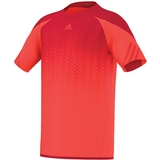 Adidas Adizero Boy`s Tennis Tee