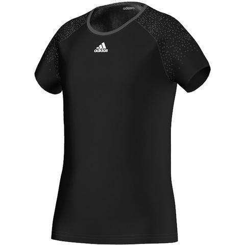Adidas Adizero Girl's Tennis Cap- Sleeve