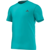 Adidas Ultimate Short-Sleeve Men's Tennis Crew