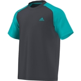 Adidas Climacore Short-Sleeve Men's Tennis Tee