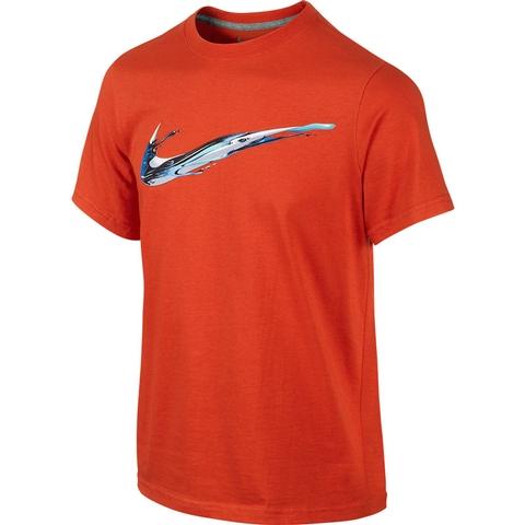 Nike Speed Swoosh Boy's Tennis Tee