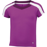 Wilson Ashland Cap Sleeve Girl's Tennis Top