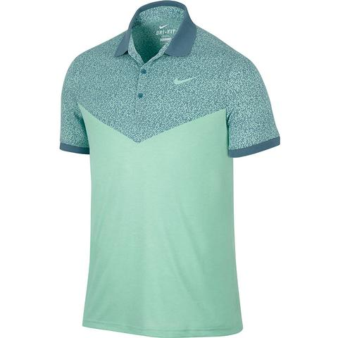 Nike Dri- Fit Touch Men's Tennis Polo