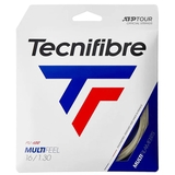 Tecnifibre Multifeel 1.30 Tennis String Set Natural