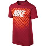 Nike Hyper Speed SS Graphic Boy's Tennis Top