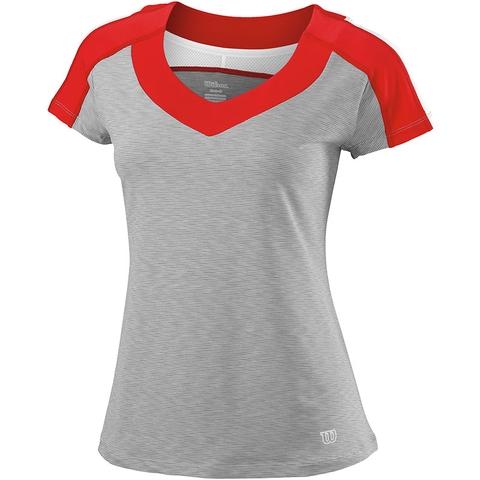Wilson Ashland Cap Sleeve Women's Tennis Top