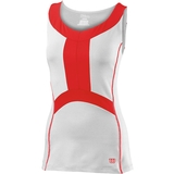 Wilson Ashland V-Neck Women's Tennis Tank