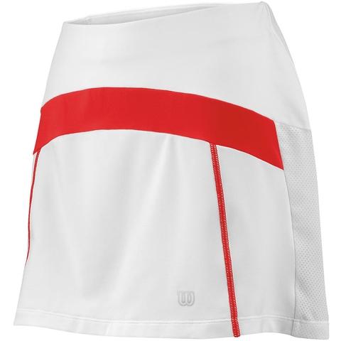Wilson Ashland Colorblock 13.5 Women's Tennis Skirt