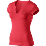 Nike Pure Ss Women's Tennis Top