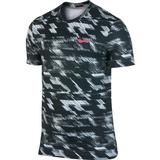 Nike Rally Sphere Stripe Men's Tennis Crew