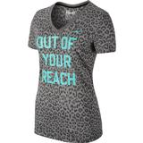 Nike JDI S/S V-Neck Women`s Tennis Tee