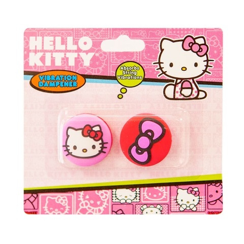 Hello Kitty Face And Bow Tennis Dampener